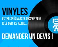 Offre promo - Vinyles