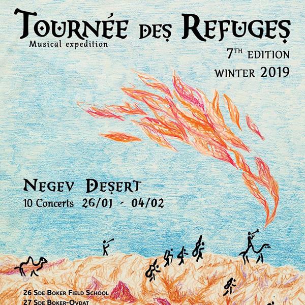 Tournée des refuges
