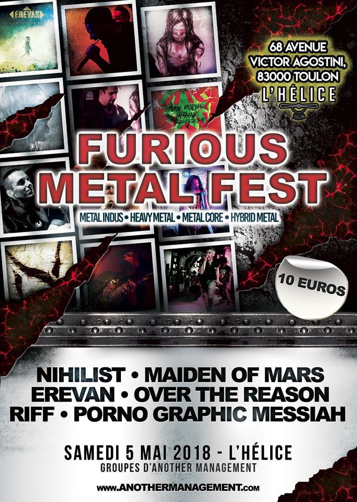 Concert - Furious Metal Fest