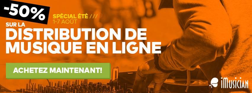 SOLDES D'ÉTÉ CHEZ NOTRE PARTENAIRE iMusician !!!
