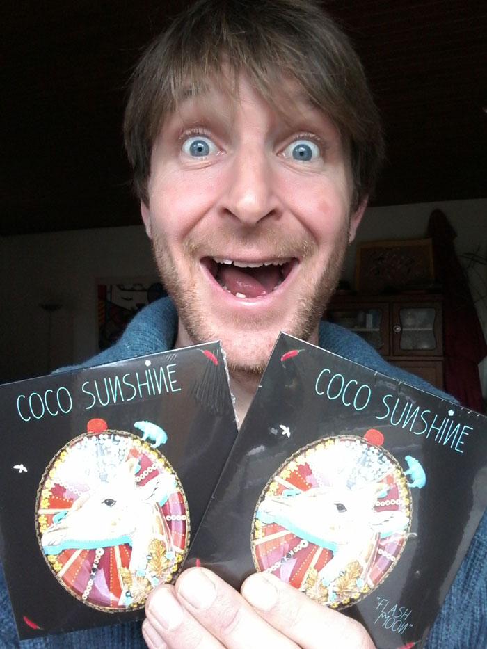 Coco Sunshine : Client content !