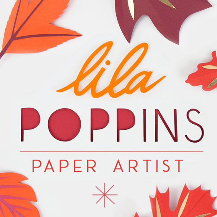 Lila Poppins - Objets uniques en papier